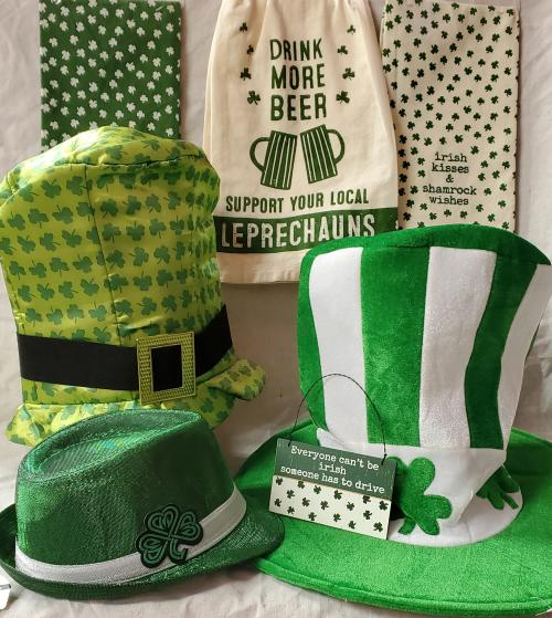 Tailgate and Party Shop St. Patrick's Day