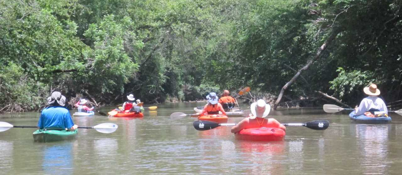 Broad River Paddle Trail Group}