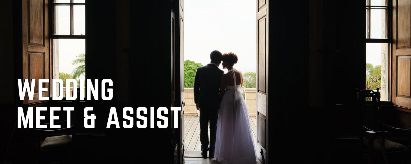 Weddings Meet and Assist