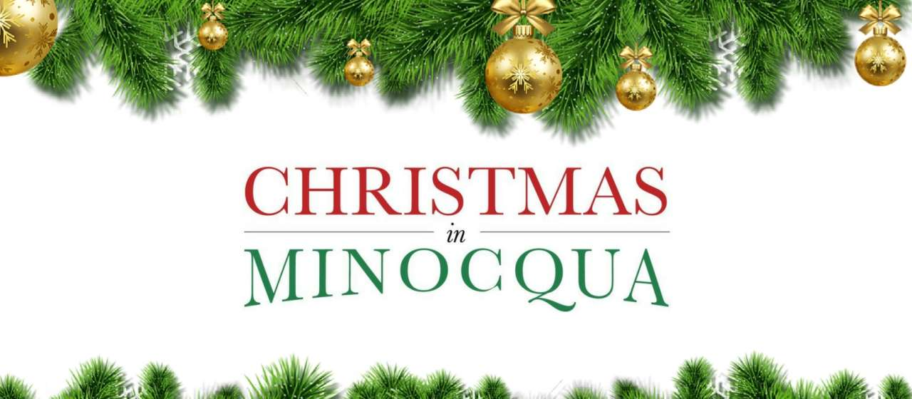 christmas in minocqua