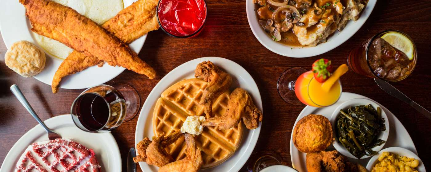 Kiki's Chicken and Waffles