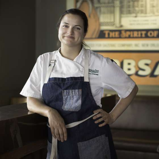 Chef Rebecca Wilcomb
