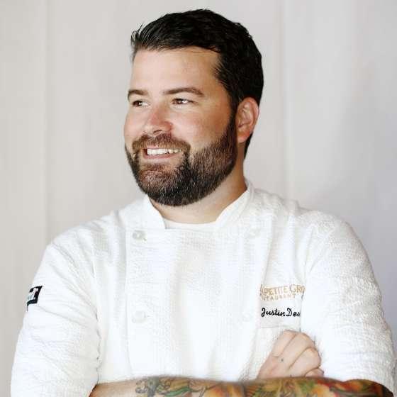 Chef Justin Devillier