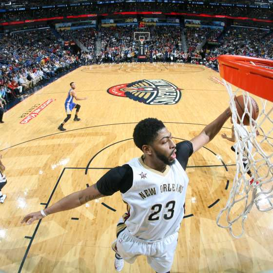 Pelicans Basketball Game