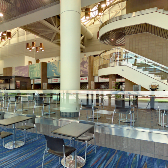 Ernest N. Morial Convention Center Atrium Restaurant