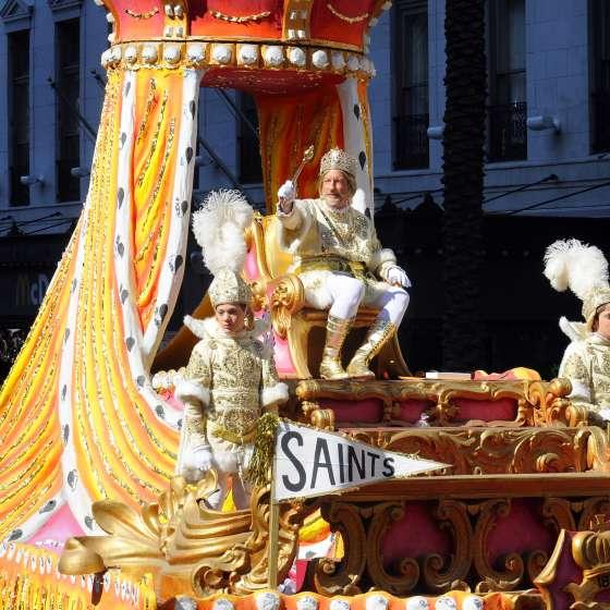 Rex Mardi Gras Parade