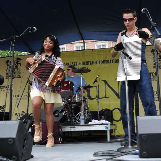 Cajun Zydeco Festival