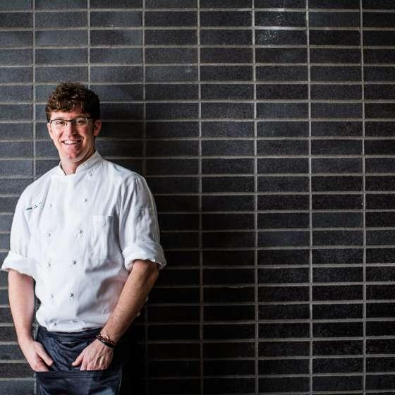 Chef Brian Landry