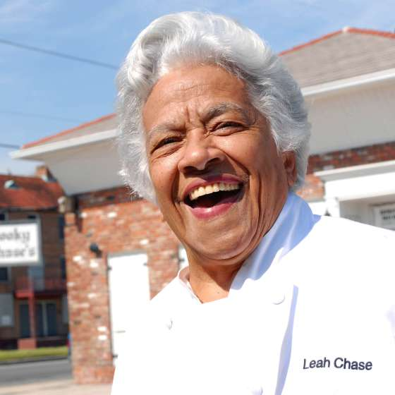 Küchenchefin Leah Chase