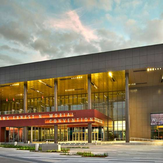 New Orleans Ernest N. Morial Convention Center  - Great Hall