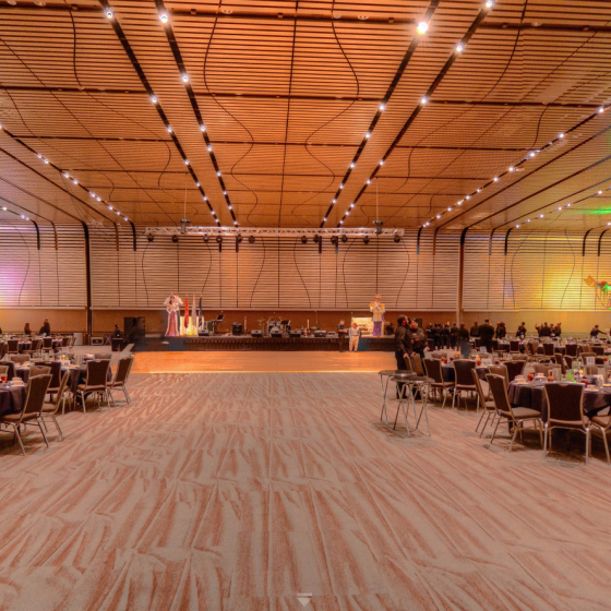 Ernest N. Morial Convention Center Hall A