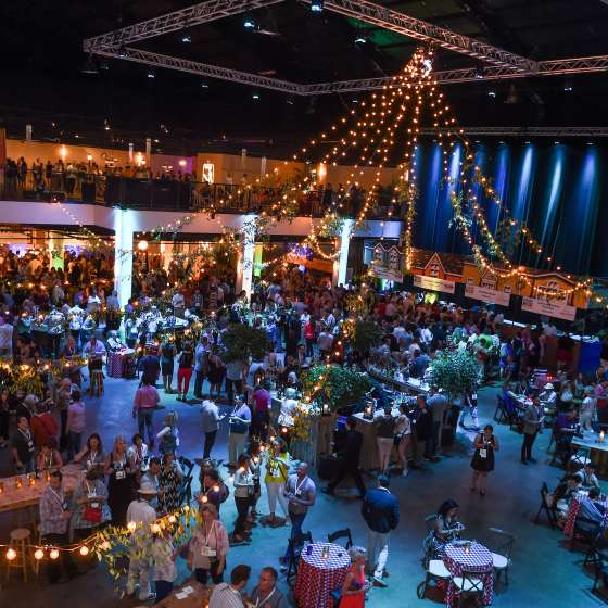 IPW Mardi Gras World Closing Event