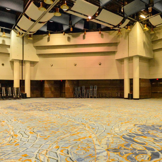 Ernest N. Morial Convention Center Nouvelle Orleans Ballroom