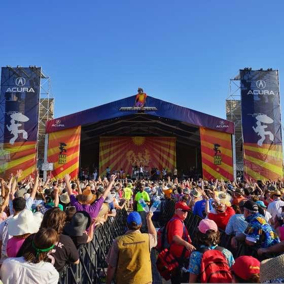 New Orleans Festival Status Updates 2020