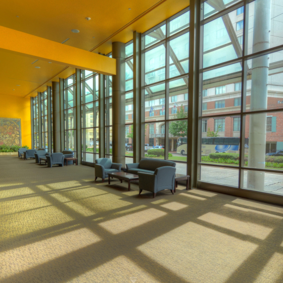 Ernest N. Morial Convention Center Mosaic Room Lobby