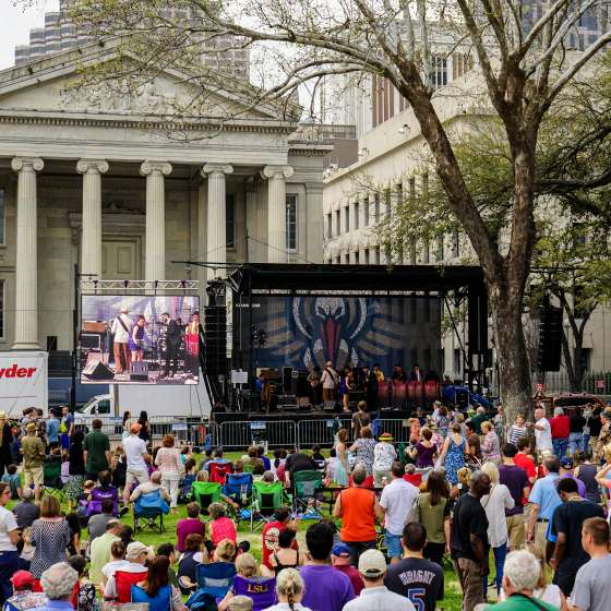 Wednesday at the Square 2015 - Lafayette Square