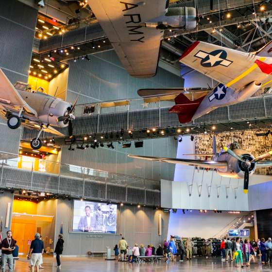 Das National WWII Museum