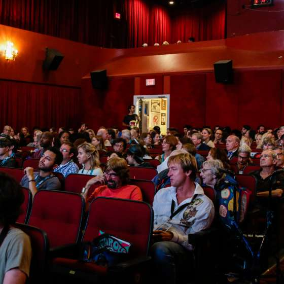 New Orleans Film Festival- Prytania Theatre