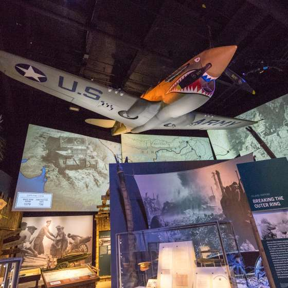 National WWII Museum - Road to Tokyo