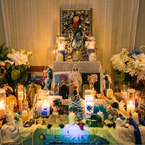 St. John's Eve - Rituel vaudou
