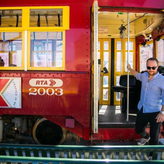Rampart- St. Claude Streetcar