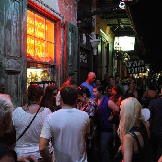 Nueva Orleans encantada