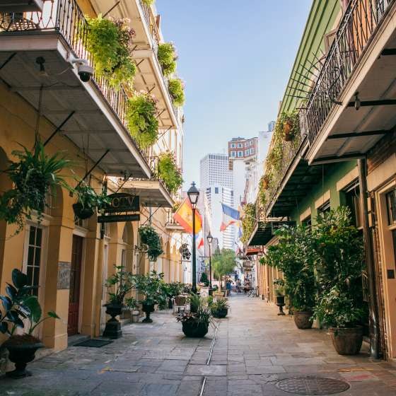 Exchange Place- French Quarter