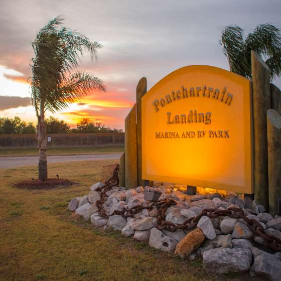 Pontchartrain Landing RV Park