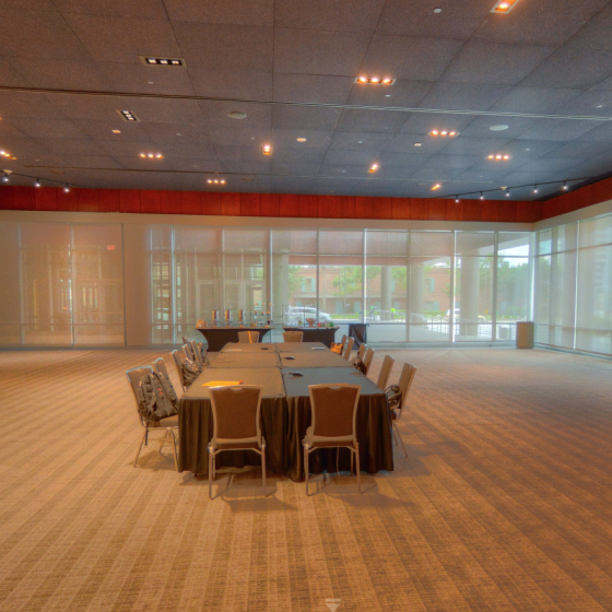 Ernest N. Morial Convention Center Rivergate Room
