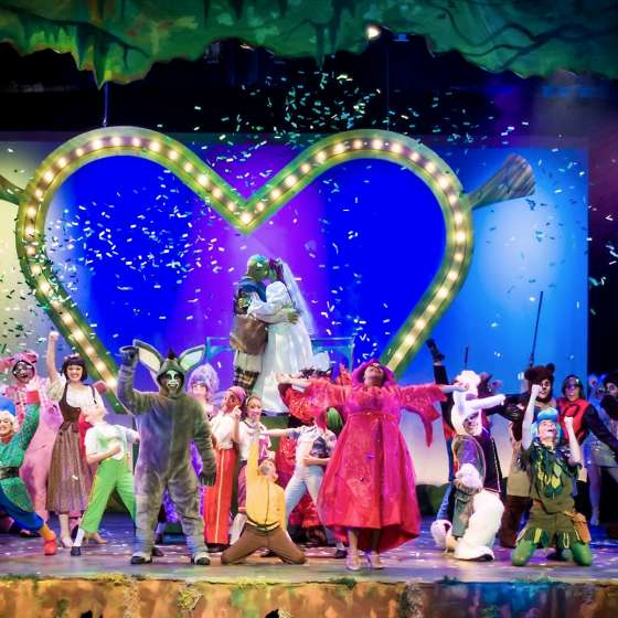 Shrek Finale- Rivertown Theaters