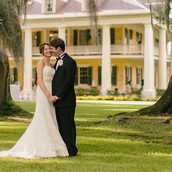 Plantation Wedding New Orleans