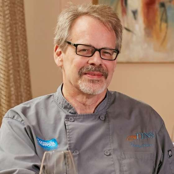 Chef Tenney Flynn