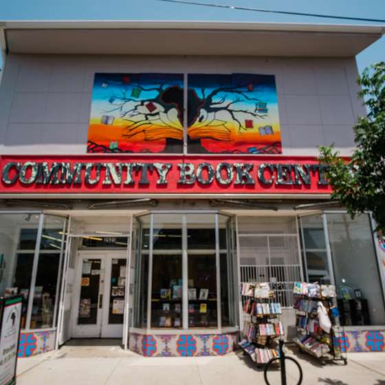 Community Bookstore - Bayou Road