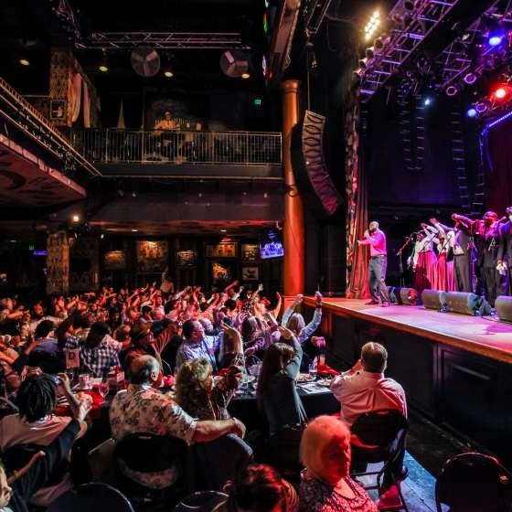 Gospel Brunch- House of Blues
