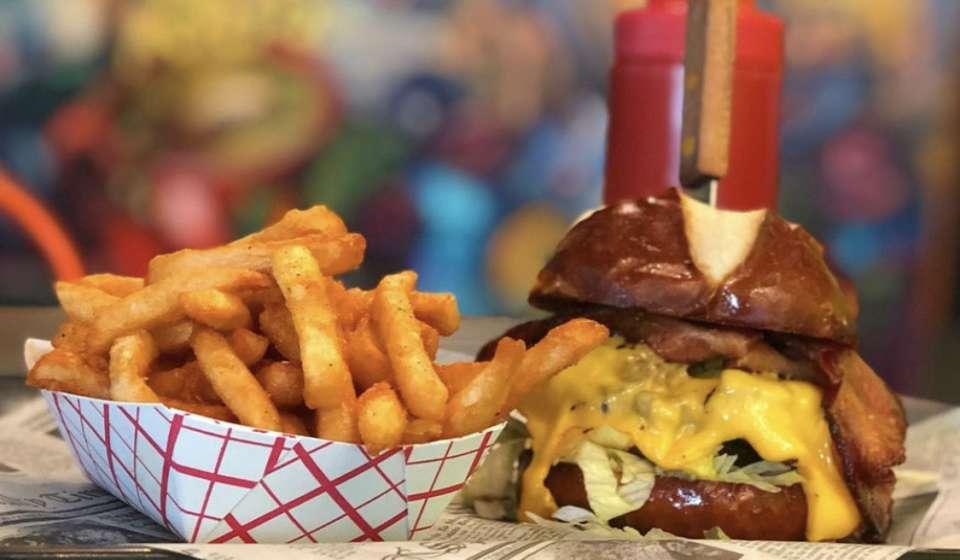 Bacon Cheeseburger - Faubourg Bistro