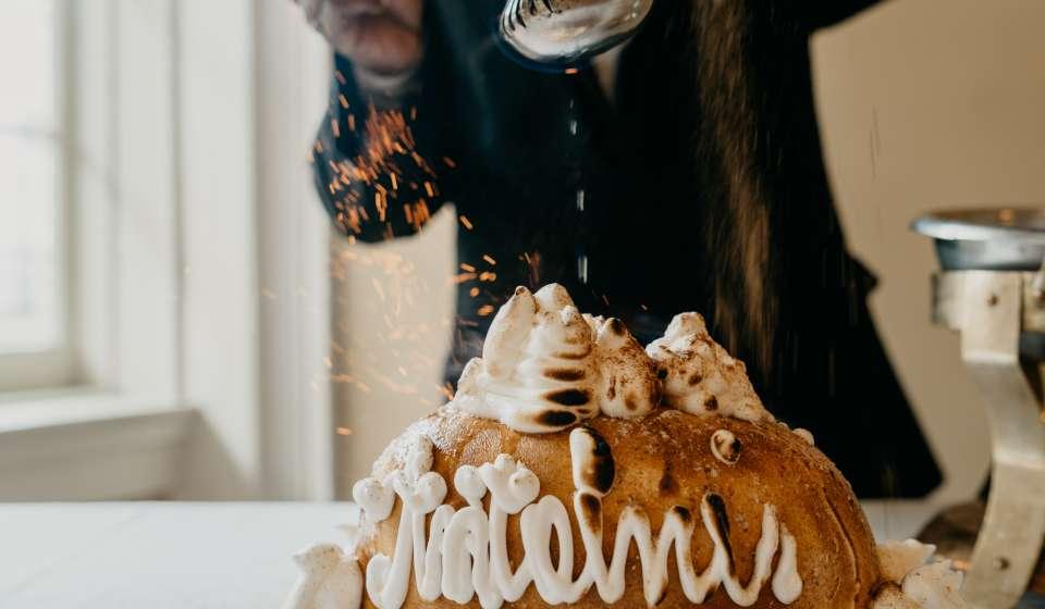 Baked Alaska - Antoine's