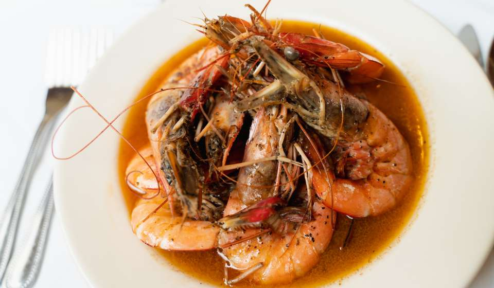 Barbecue Shrimp - Pascal's Manale