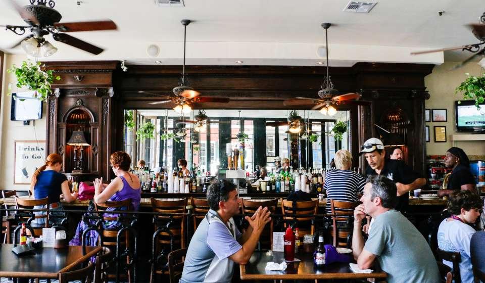 Cafe Pontalba