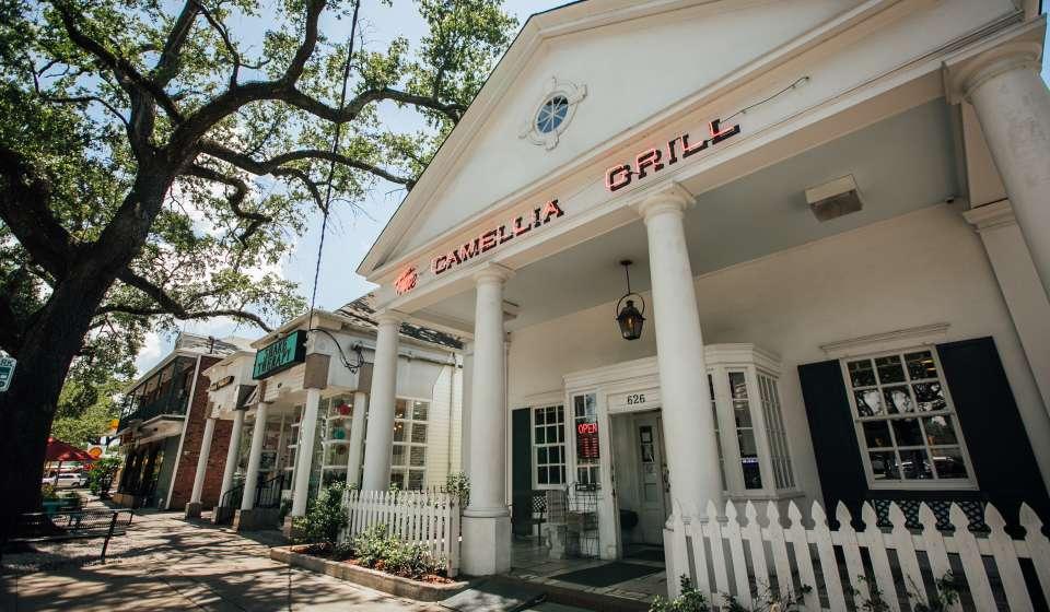 Camellia Grill
