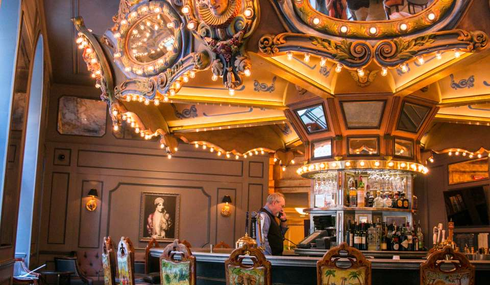 Carousel Bar - Hotel Monteleone