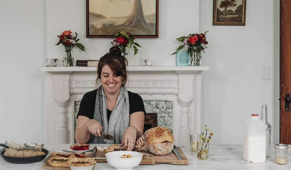 Chef Christina Balzebre
