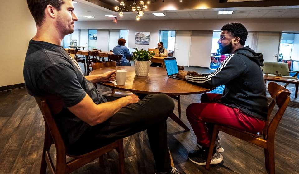 Connect Hub Coworking