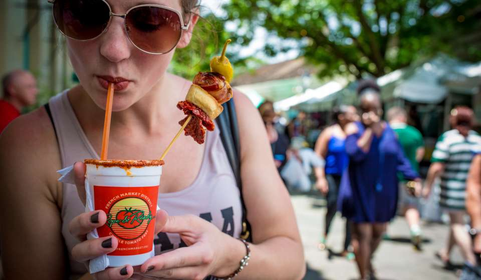 French Market Creole Tomato Fest