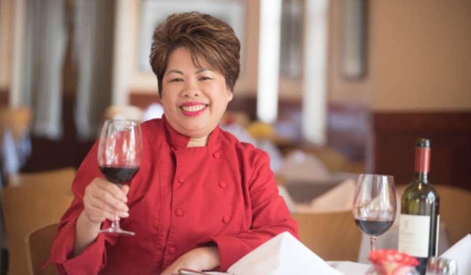 Chef Cynthia Vu Tran