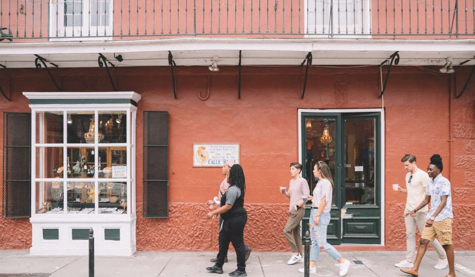 Exploring New Orleans' French Quarter