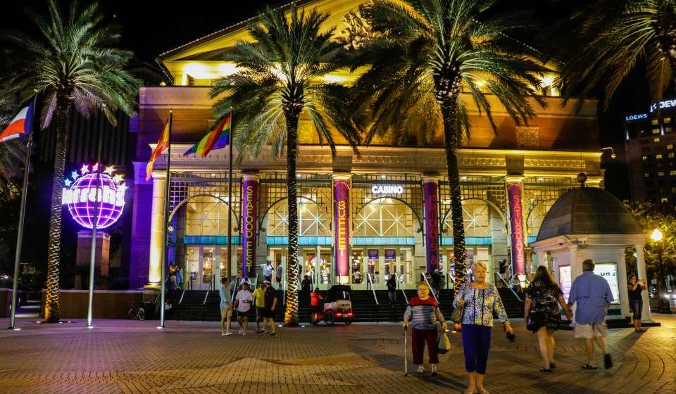 Harrah's New Orleans Casino