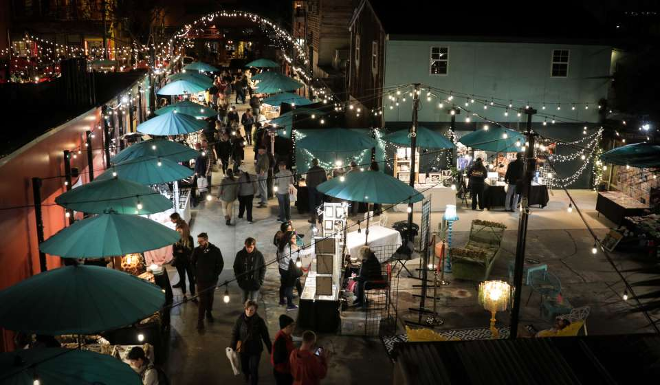 Palace Market, Frenchmen Street
