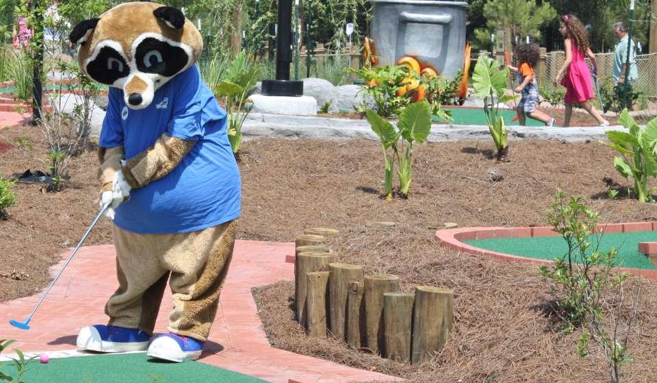 City Putt- Mini Golf