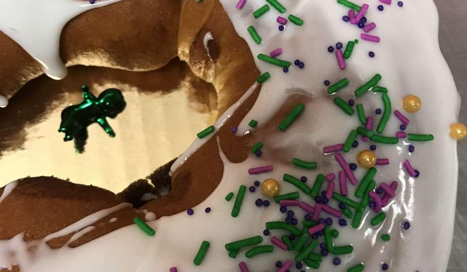 Gracious Bakery King Cake