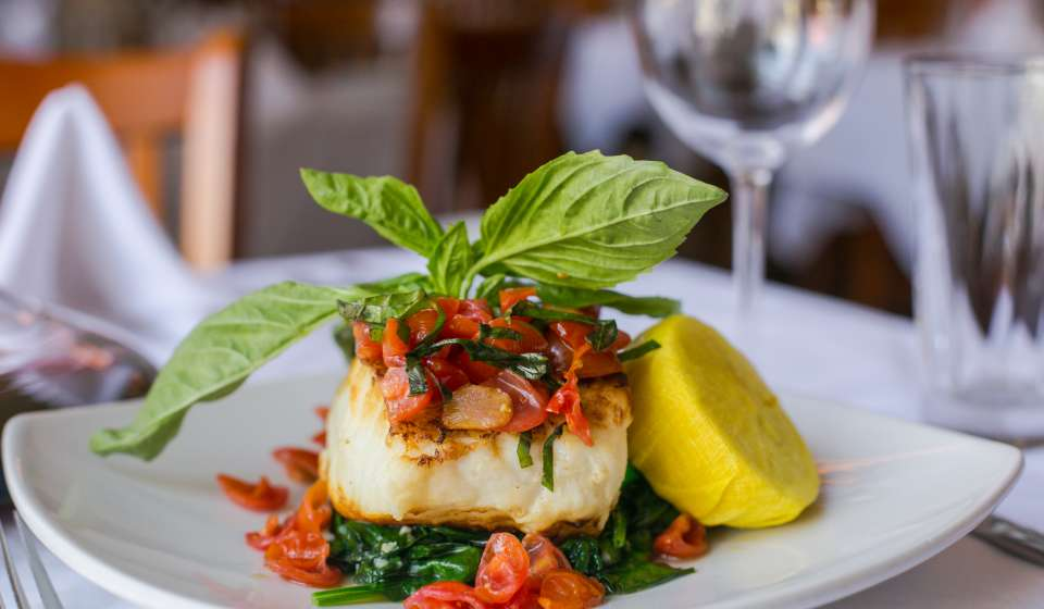 Chilean Sea Bass from Italian Barrel